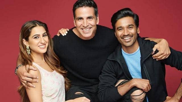 अक्षय कुमार ने बताया - कहां रिलीज होगी सारा अली खान और धनुष की अपकमिंग फिल्म अतरंगी रे ?