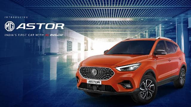 MG Astor: Equipped with Artificial Intelligence (AI) and advanced options, this SUV will launch the following day, price– nixatube