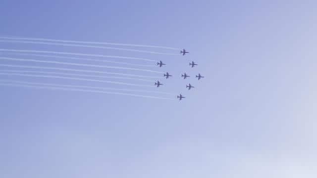 देहरादून के आसमान से गुजरे वायुसेना के विमान