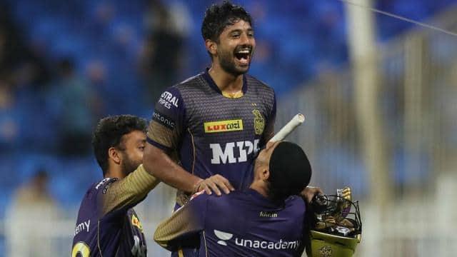 IPL 2021: छक्के के साथ KKR को फाइनल में पहुंचा जानिए क्या बोले राहुल त्रिपाठी