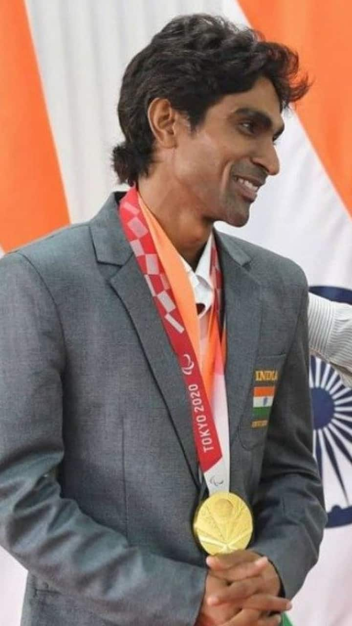 tokyo paralympics indian gold winners